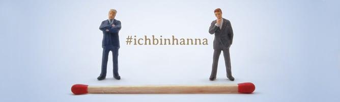 Scheinselstständgkeit - #ichbinhanna